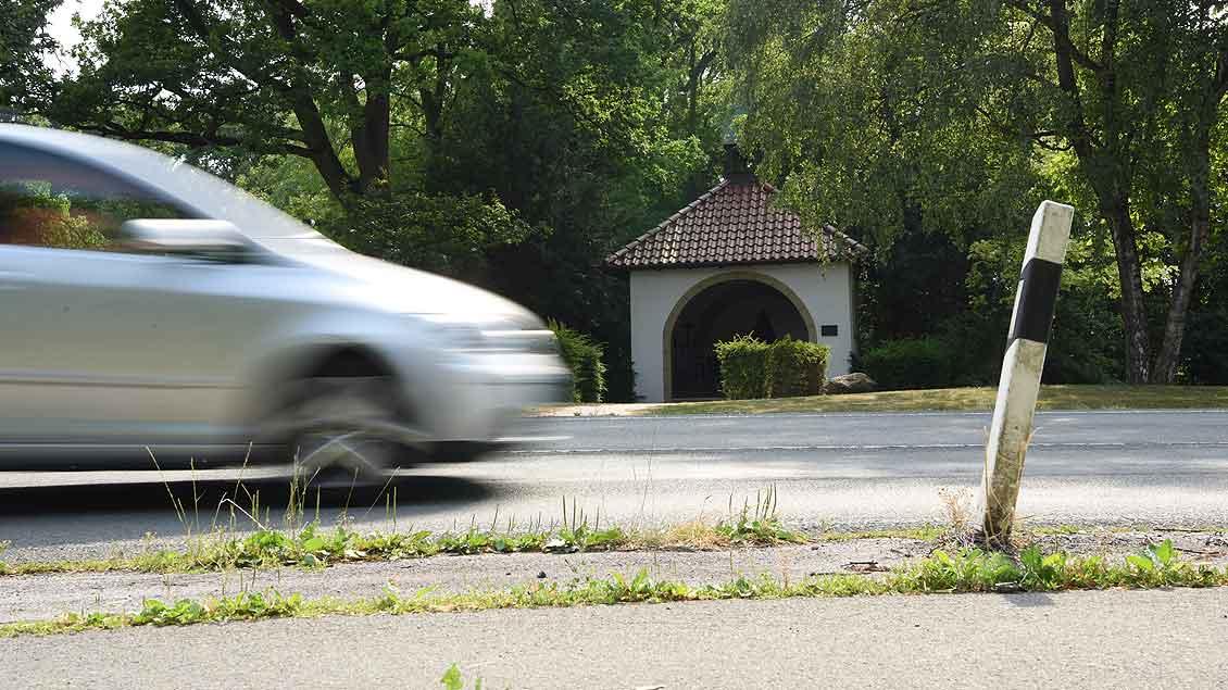 Kraftfahrerkapelle bei Altenberge