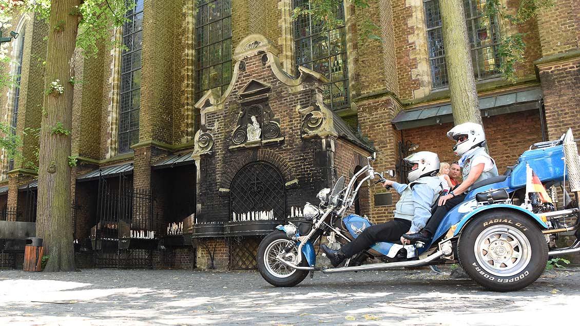 Motorradwallfahrt Kevelaer 2018