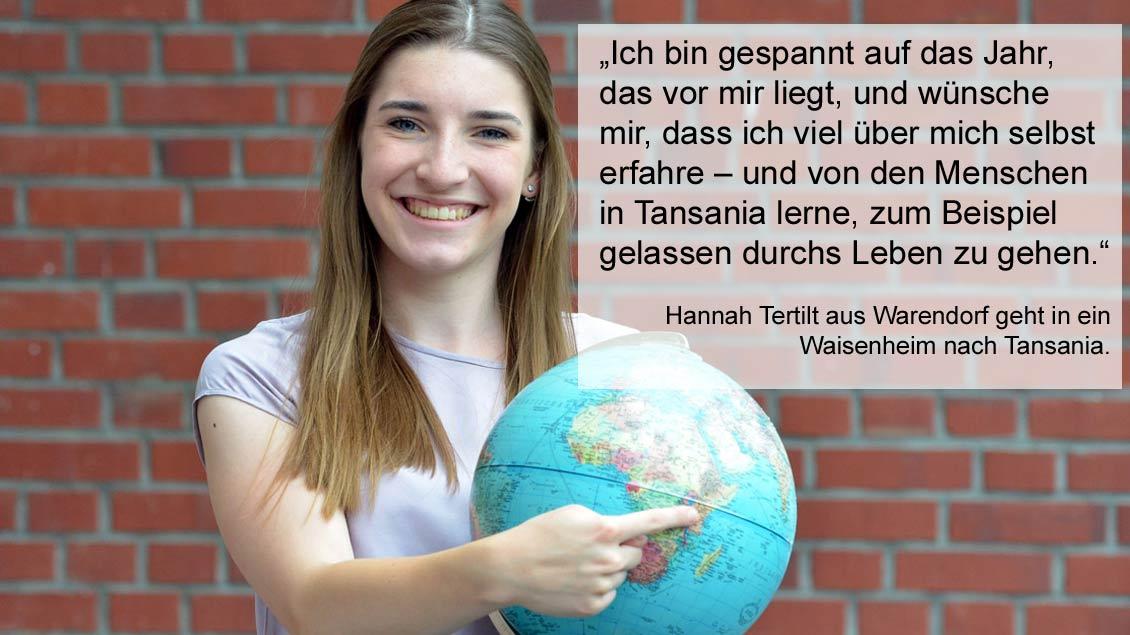 Hannah Tertilt. | Foto: pbm