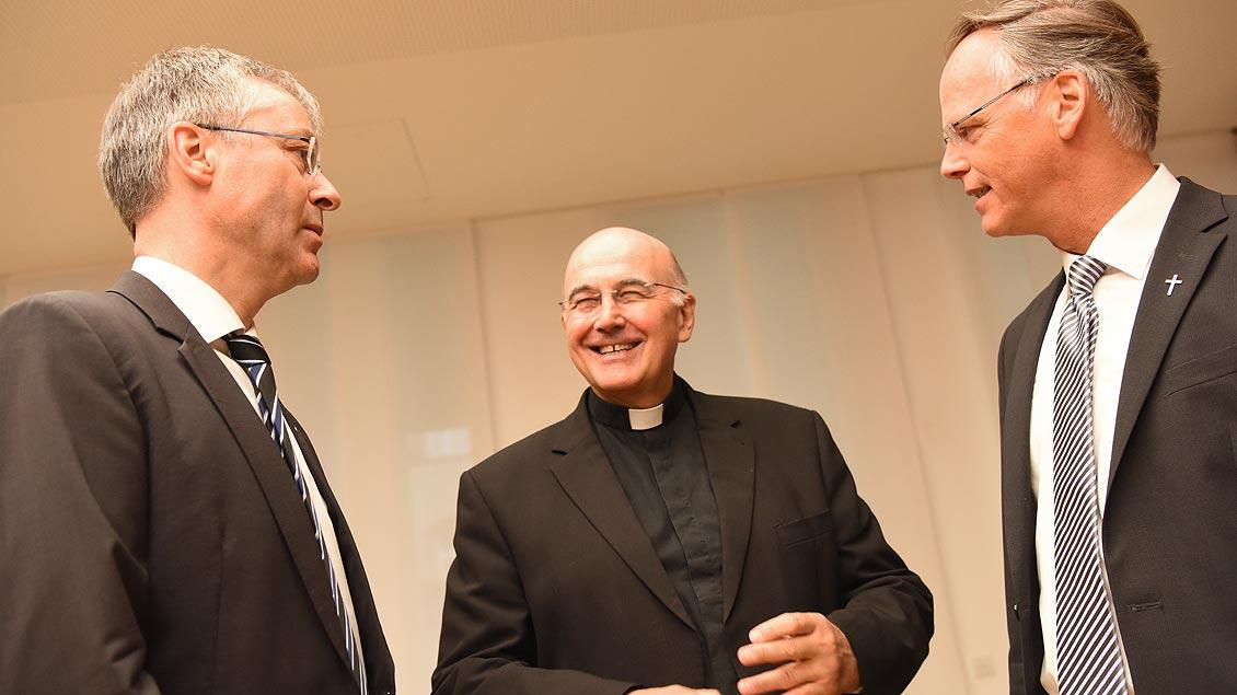 Klaus Winterkamp wird neuer Generalvikar im Bistum Münster.
