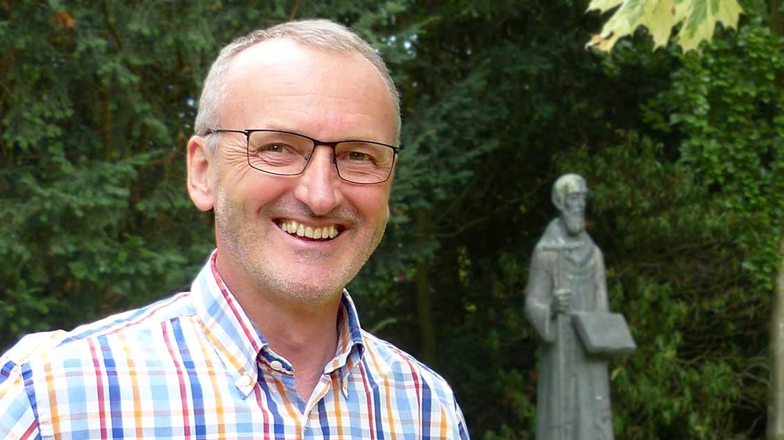 Pfarrer Ludger Jonas. Foto: Franz Josef Scheeben