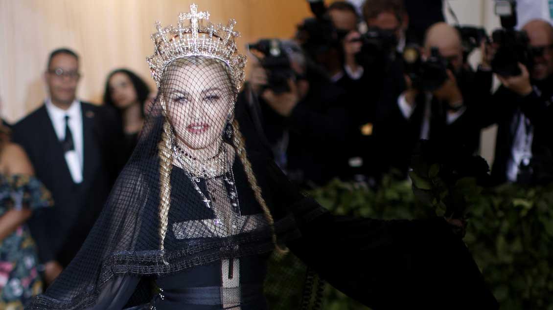 Madonna. Foto: Carlo Allegri (Reuters)