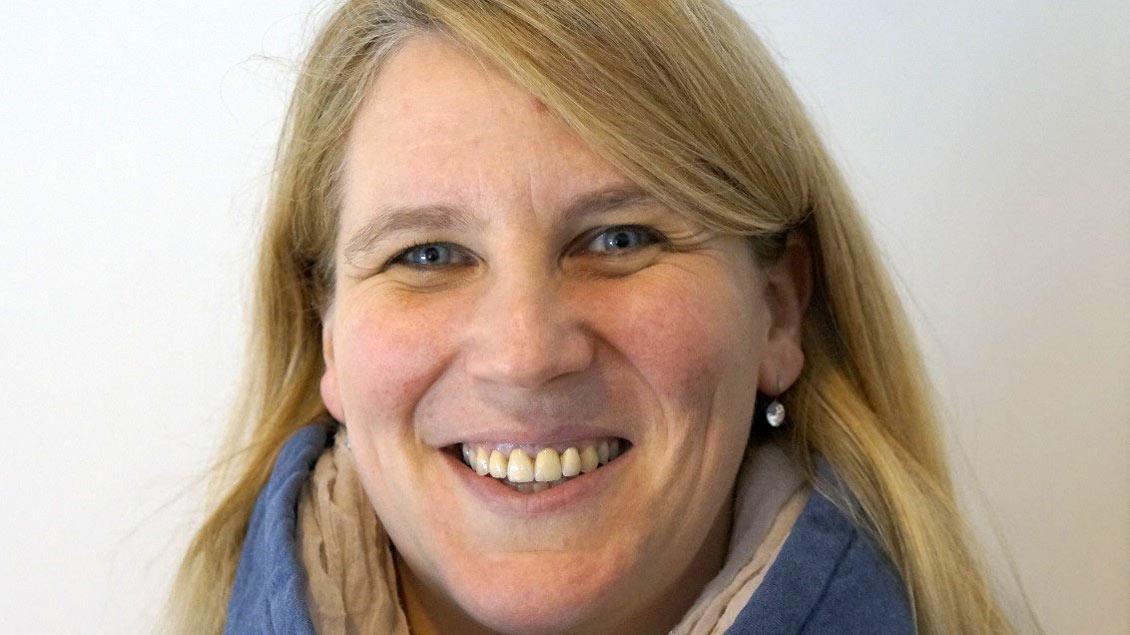 Jutta Feldmann ist seit 1. August Schulseelsorgerin in der Marienschule Dülmen.