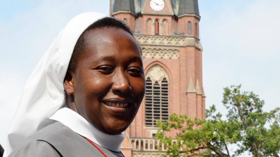 Schwester Jacinta Kitonyi