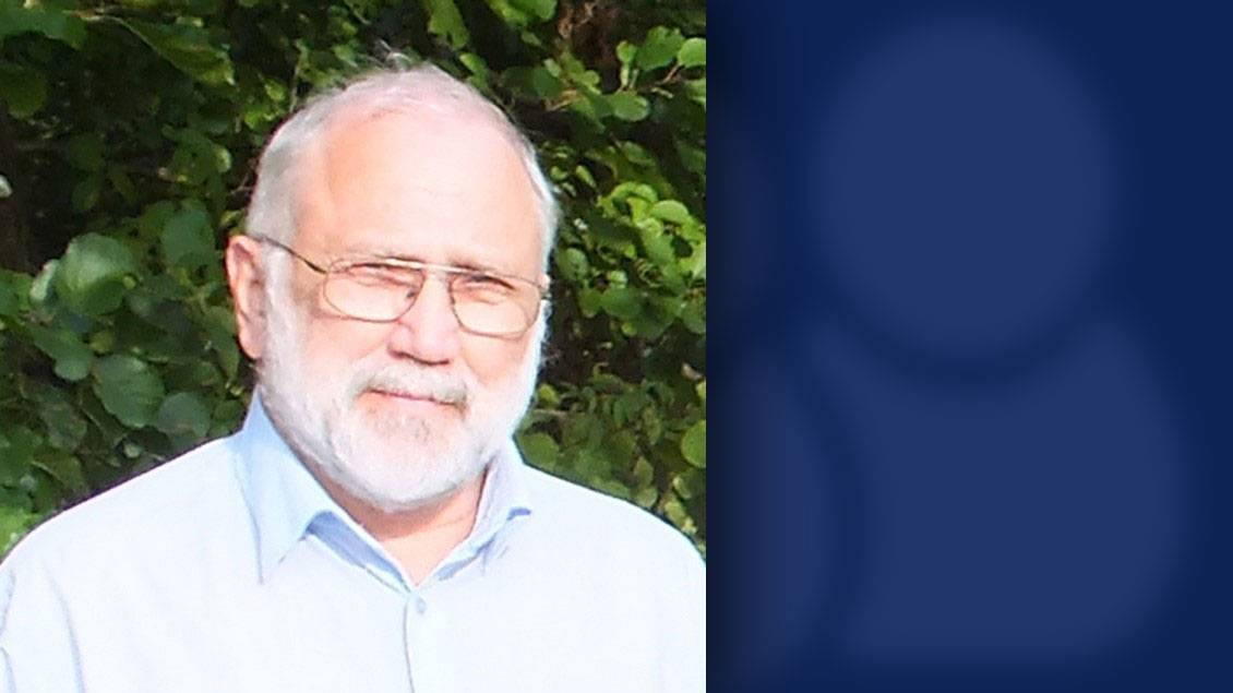Pfarrer Maurus Schneider.
