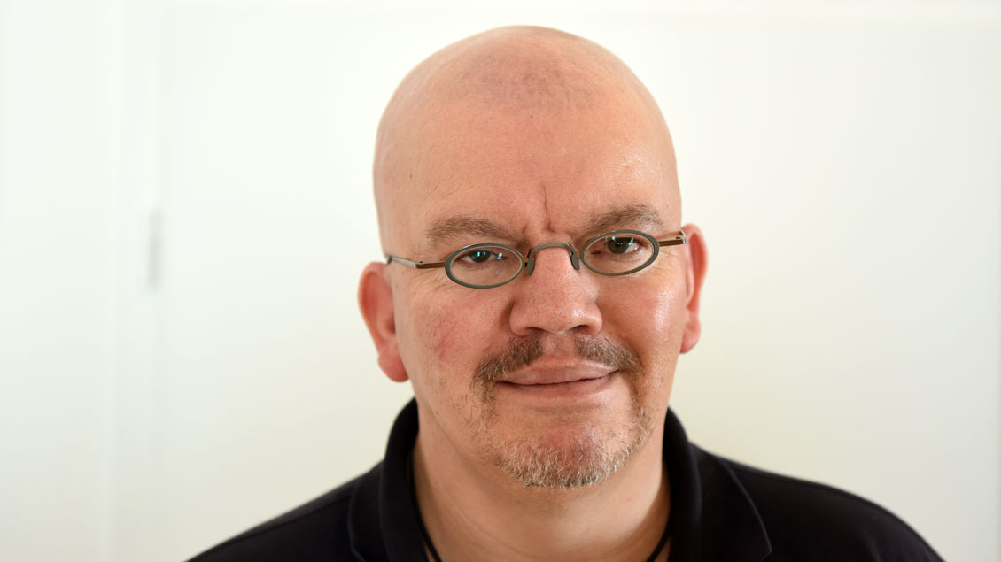 Pfarrer Andreas Ullrich.