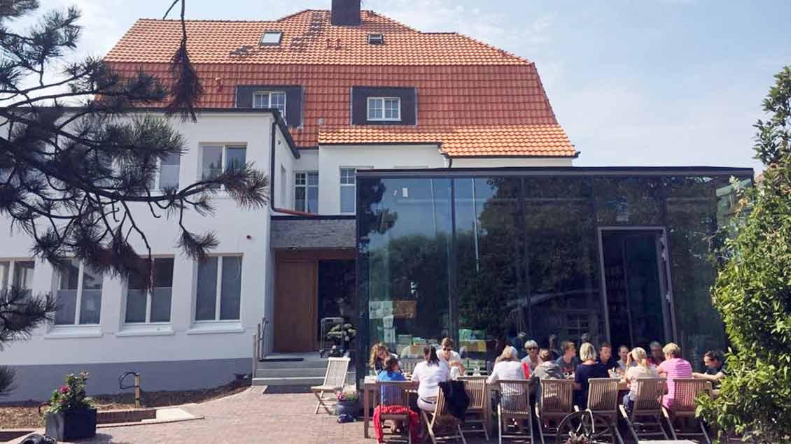 Haus Ansgar auf Wangerooge