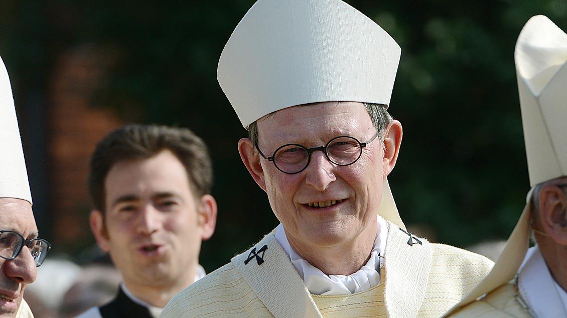Woelki möchte mehr Priesterberufungen Foto: Michael Bönte