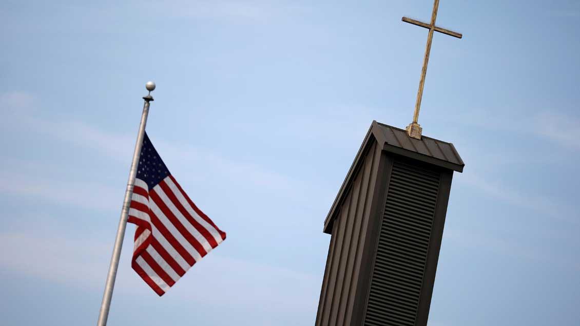 St.-Joseph-Kirche in Hanover, Pennsylvania.