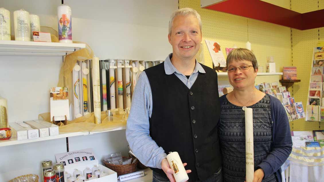 Marie-Theres und Uwe van de Loo.