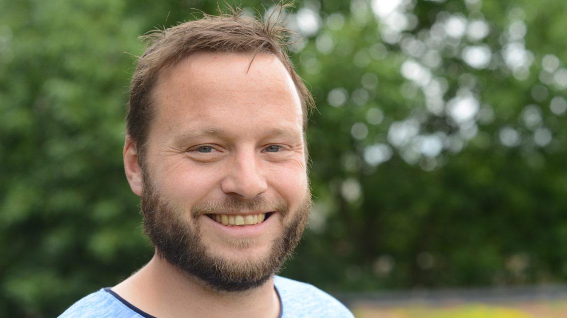 Christian Wacker. Foto: Michael Bönte