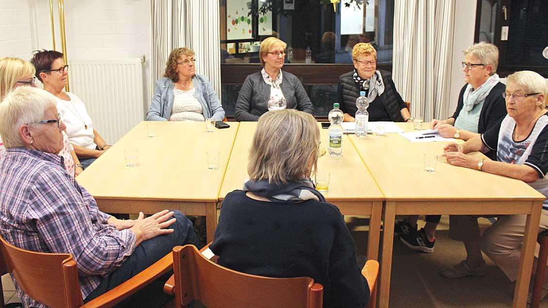 Frauen-Treff in Ibbenbüren.