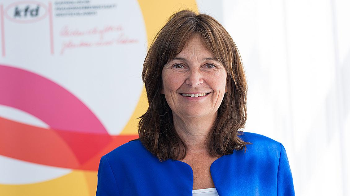 Mechthild Heil, Bundesvorsitzende der KFD.