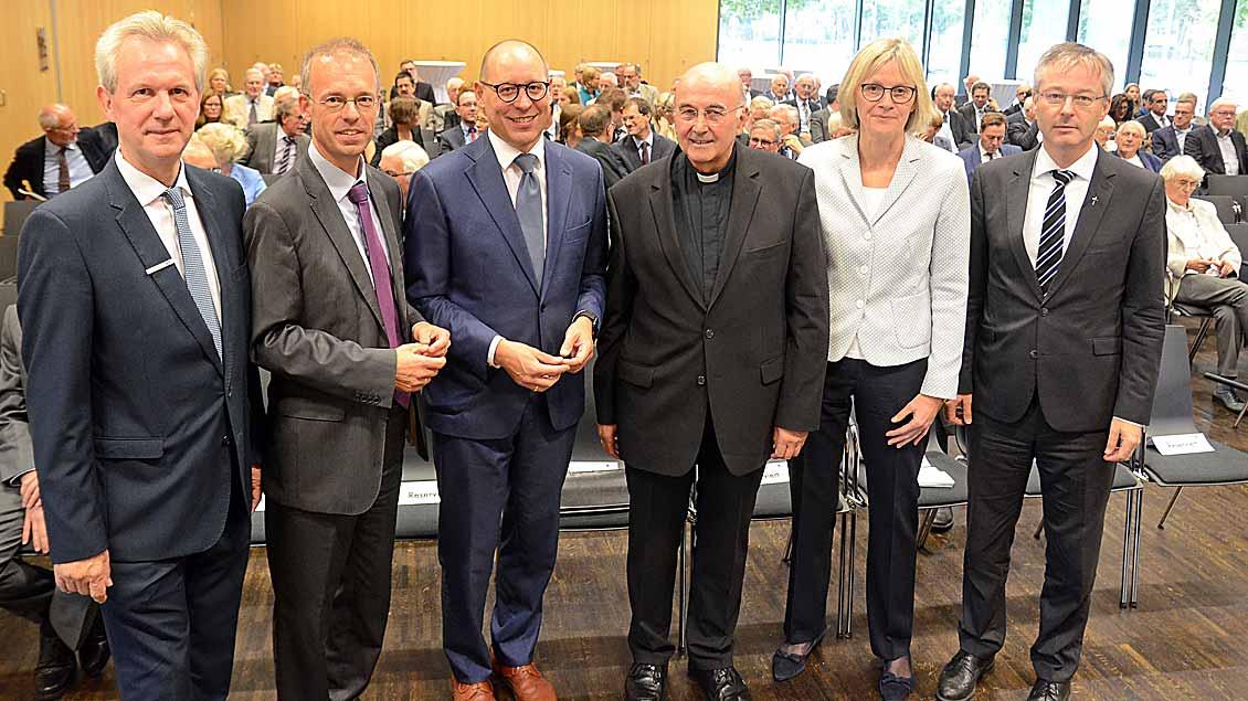 200 Juristen beim Treffen des Bistums