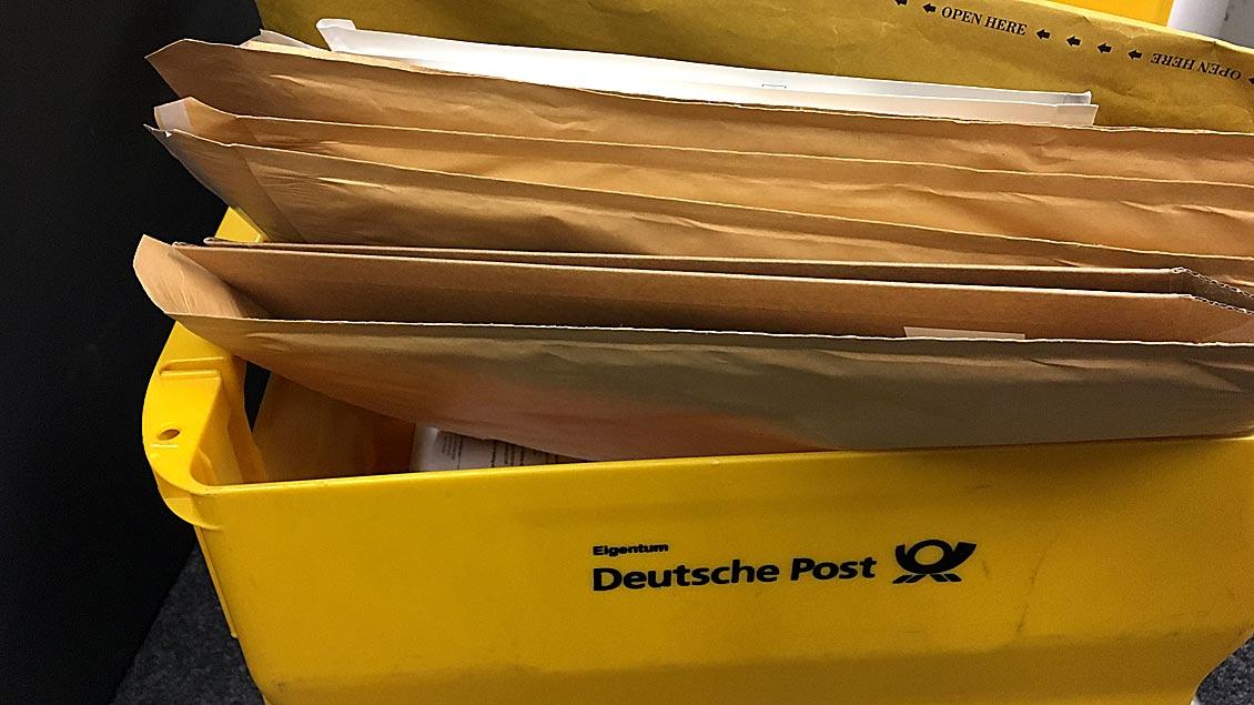 Die katholischen Bischöfe in Deutschland erhalten die komplette Missbrauchsstudie vor der offiziellen Vorstellung per Post.