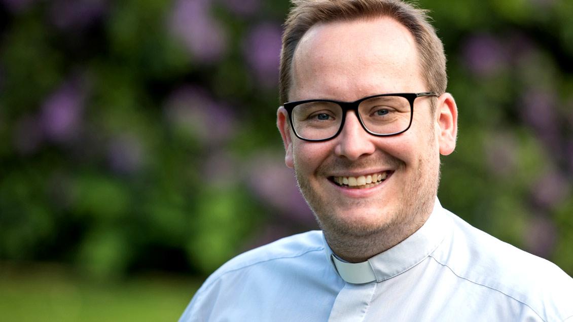 """Holger Ungruhe leitet ab Januar 2019 die Jugendkirche """"effata"""" in Münster."""