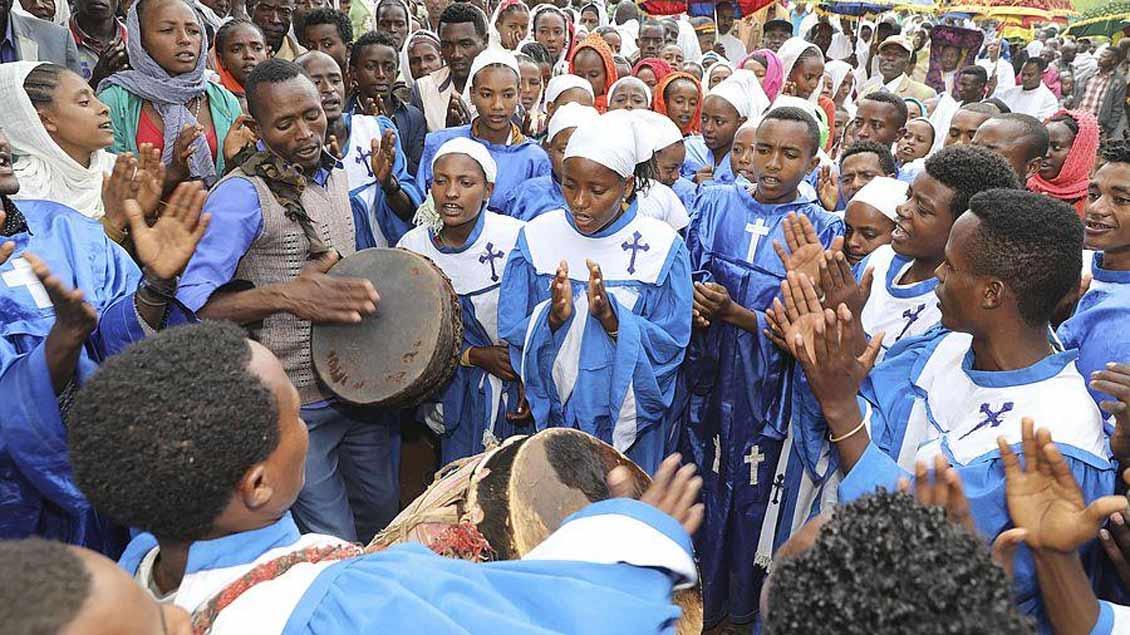 Schwerpunktland Äthiopien