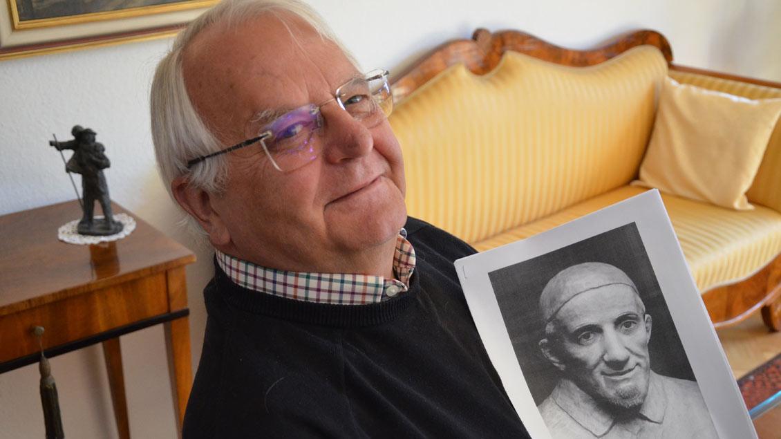 Hans-Jürgen Arens.