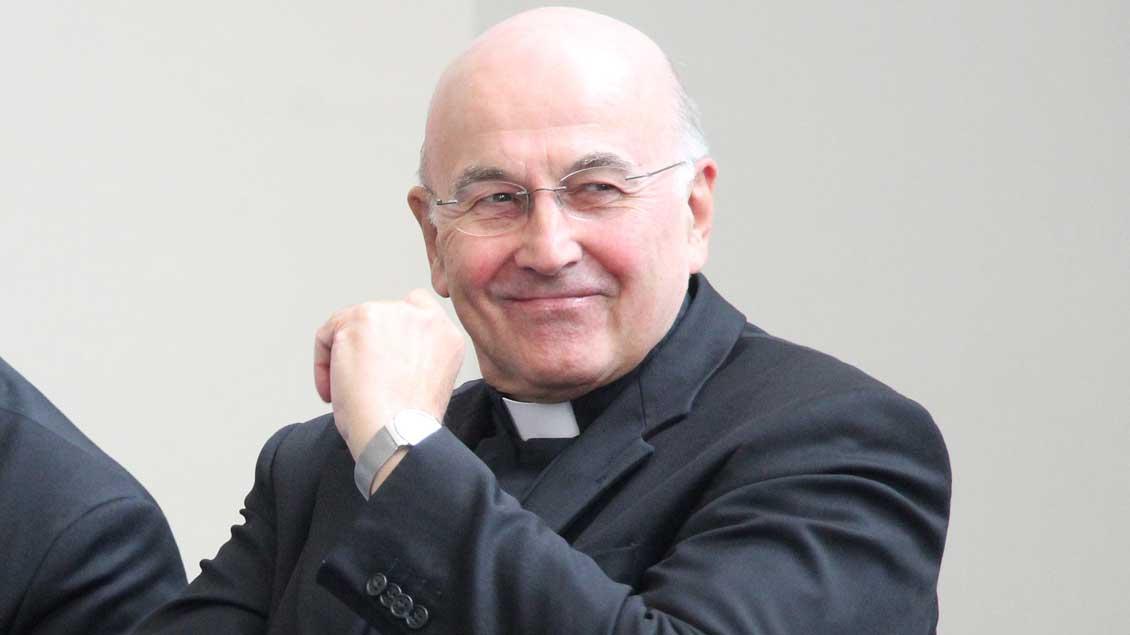Bischof Felix Genn.