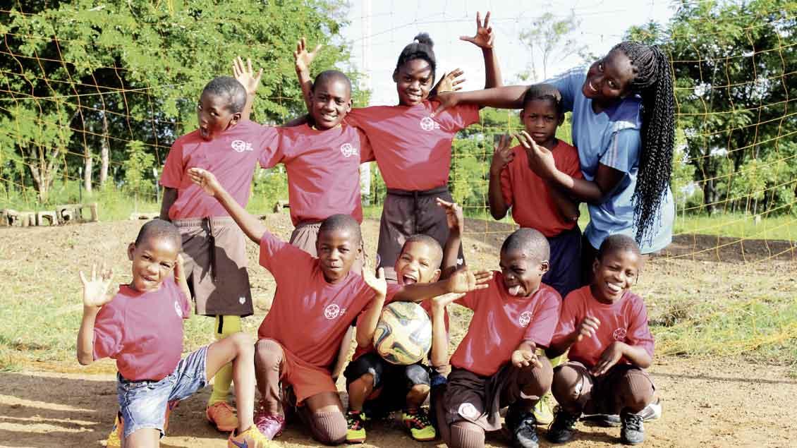 Kinder in der Dominikanischen Republik.