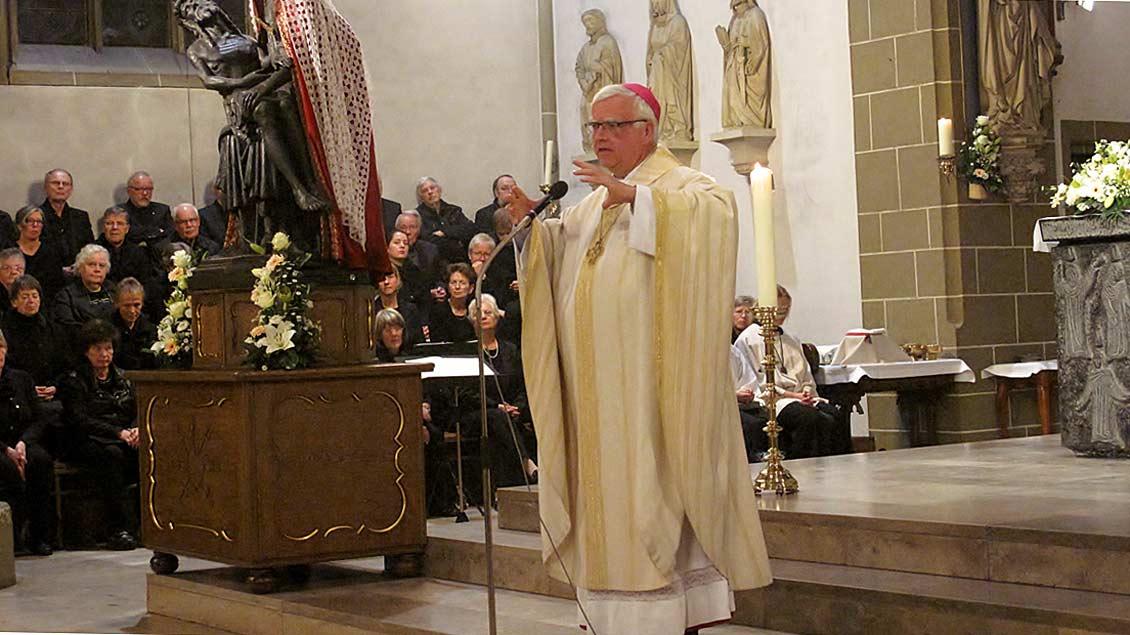 Berliner Erzbischof: Es ist nicht normal, Christ zu sein