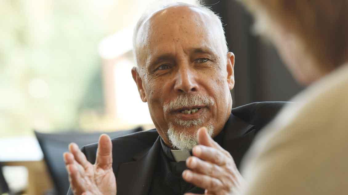 Bischof Kyrillos Kamal William Samaan.