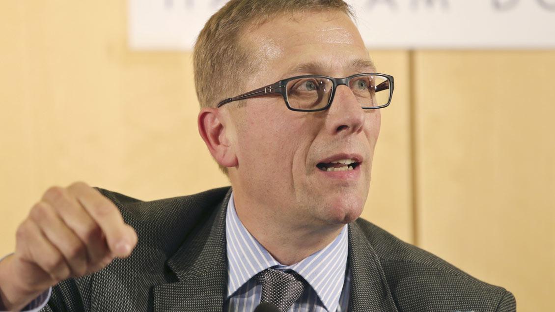 Thomas Schüller ist Direktor des Instituts für Kanonisches Recht an der Katholisch-Theologischen Fakultät der Universität Münster.