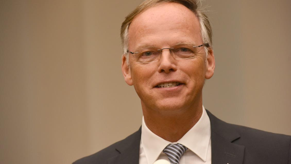 Klaus Winterkamp ist seit dem 1. Oktober 2018 neuer Generalvikar des Bistums Münster.