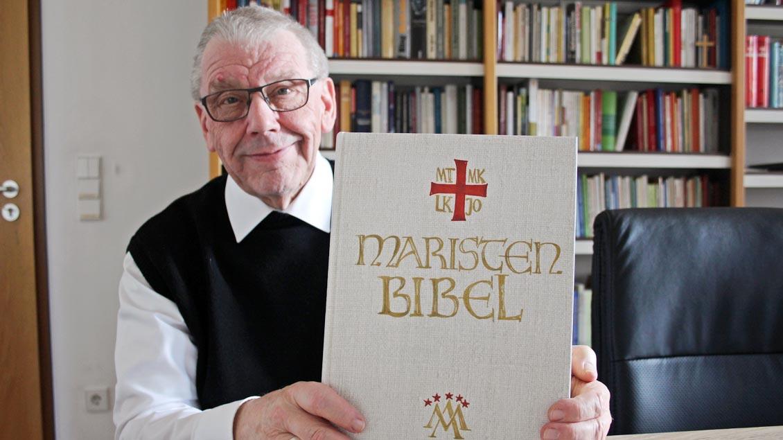 Weihbischof em. Dieter Geerlings.
