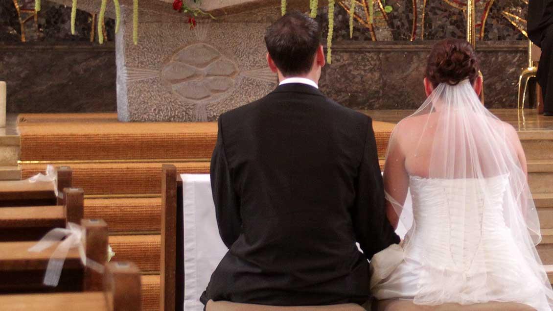Brautpaar Foto: Norbert Ortmanns