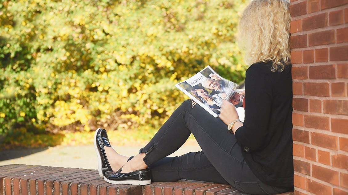Lesezeit mit dem Magazin leben!