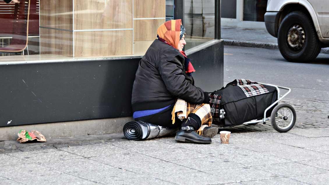 Armut.