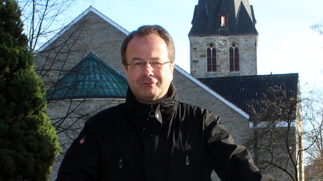 Pfarrer Michael Mombauer