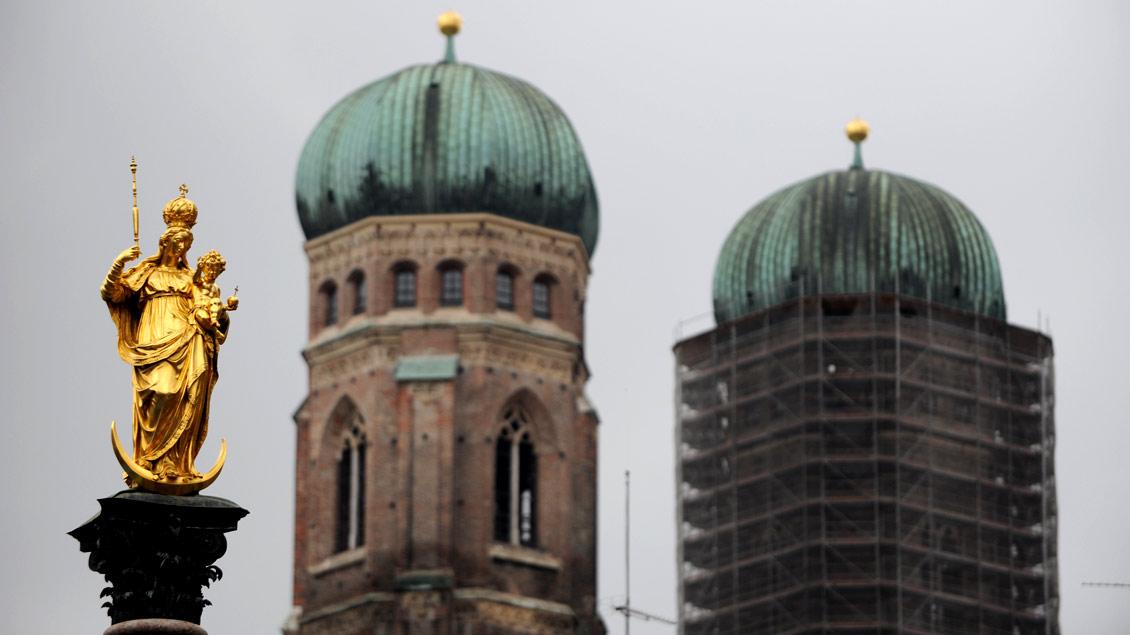 Umbau im Erzbistum München-Freising: Laien bekommen in der Leitung der Verwaltung künftig mehr Verantwortung. Foto: Michael Bönte