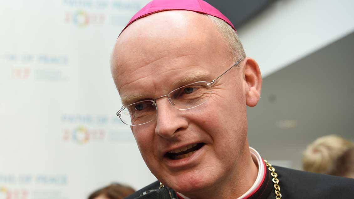 Der Essener Bischof Franz-Josef Overbeck. Foto: Michael Bönte