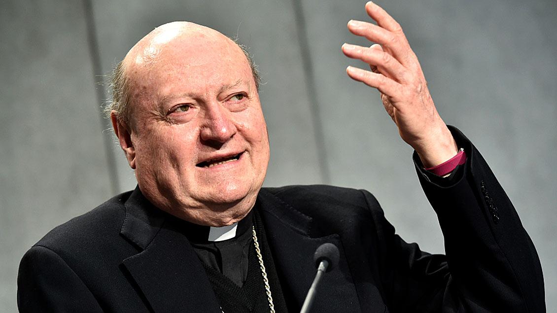 Kardinal: Kreuz nicht verzwecken