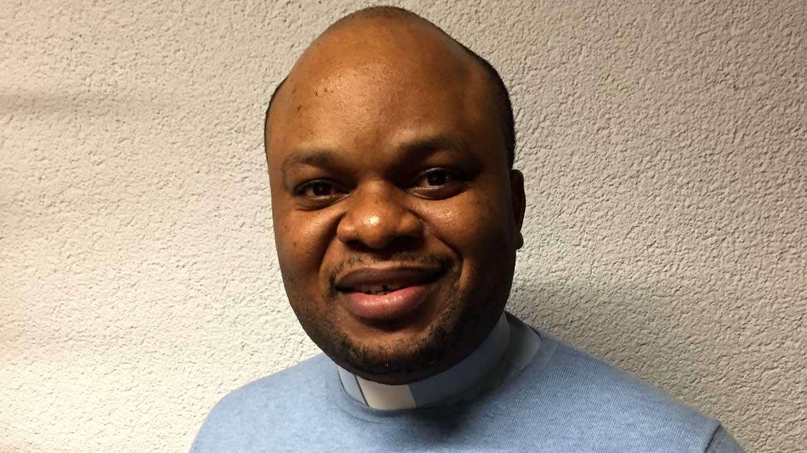 Frankline Chukwuemeka Anyanwu. Foto: pbm