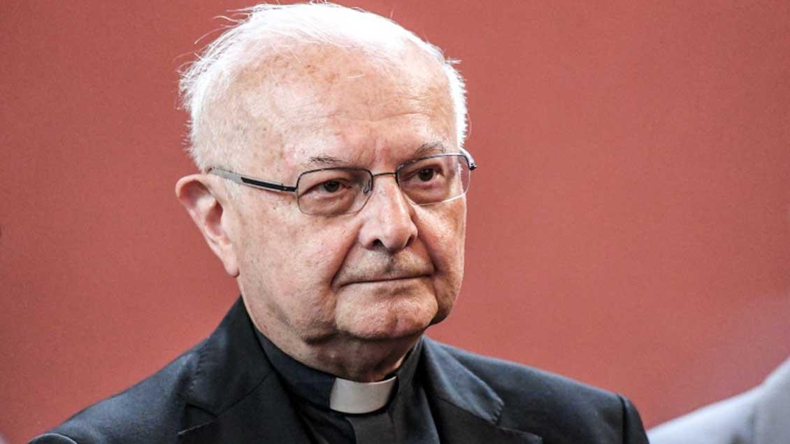 Robert Zollitsch, emeritierter Erzbischof von Freiburg, am 26. Juni 2018 in Fulda. Foto: Harald Oppitz (KNA)