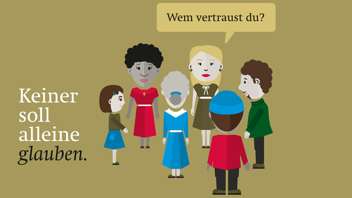 Plakat Bonifatiuswerk