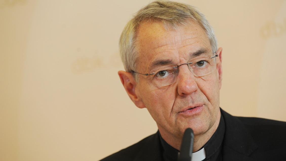 Erzbischof Ludwig Schick Foto: Michael Bönte