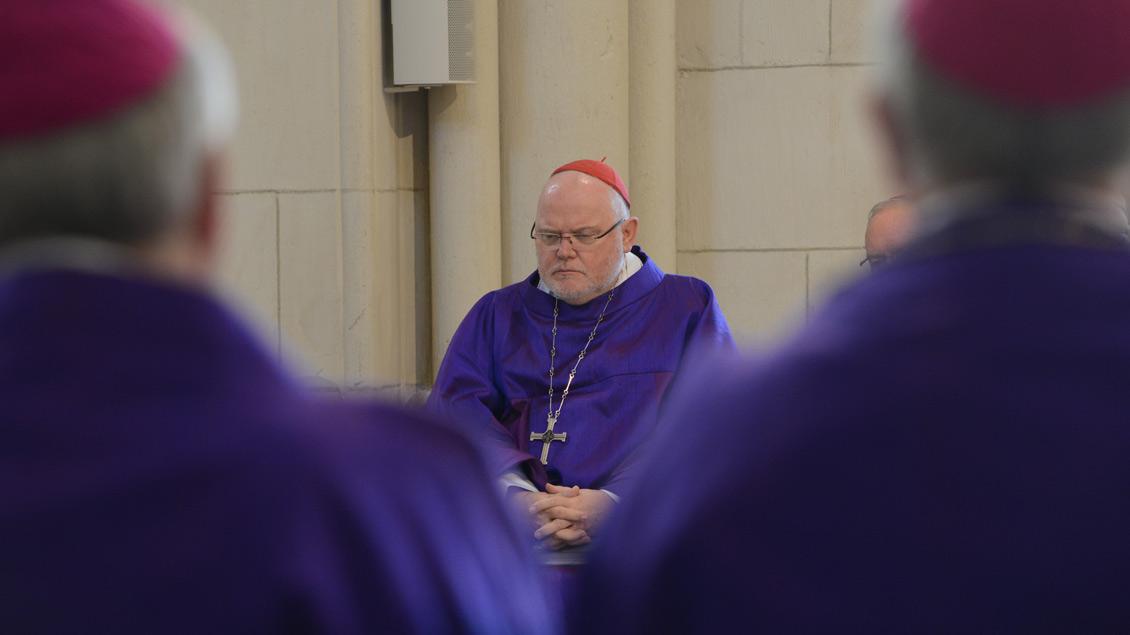 """Kardinal Marx in Sachen Missbrauchaufarbeitung und Prävention: """"Wir haben noch einen gehörigen Weg vor uns."""""""
