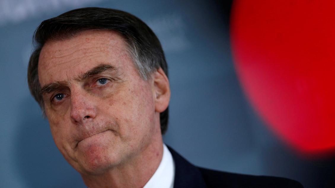 Jair Bolsonaro Foto: Adriano Machado (Reuters)