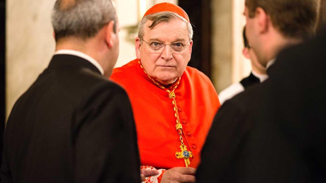 Kardinal Raymond Burke Foto: PIGAMA (Shutterstock)