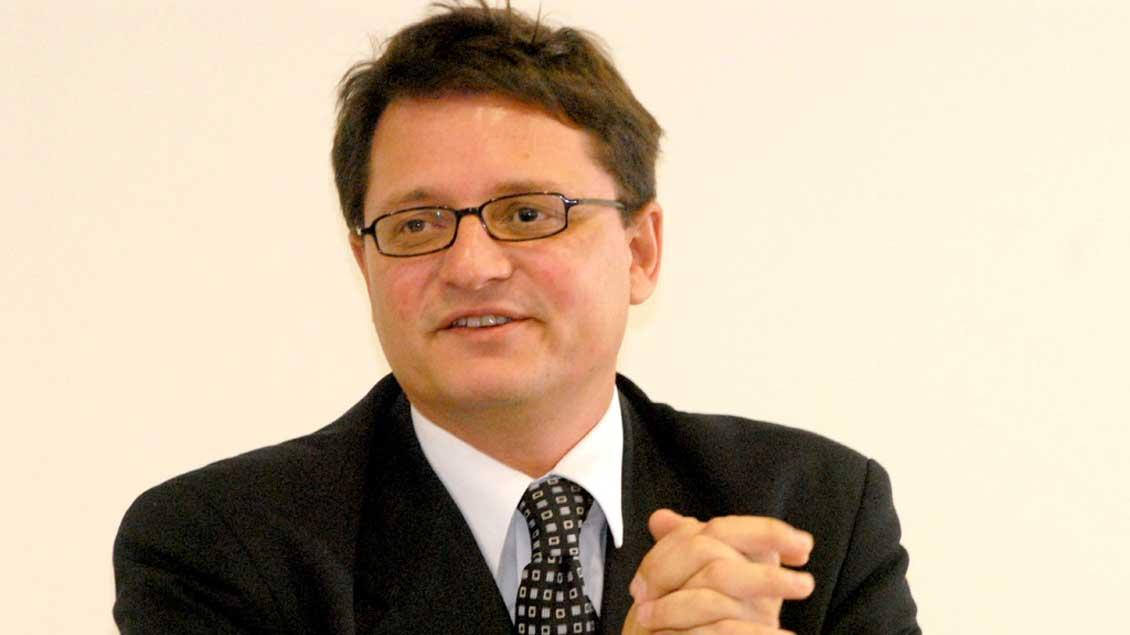 Bischof Felix Gmür.