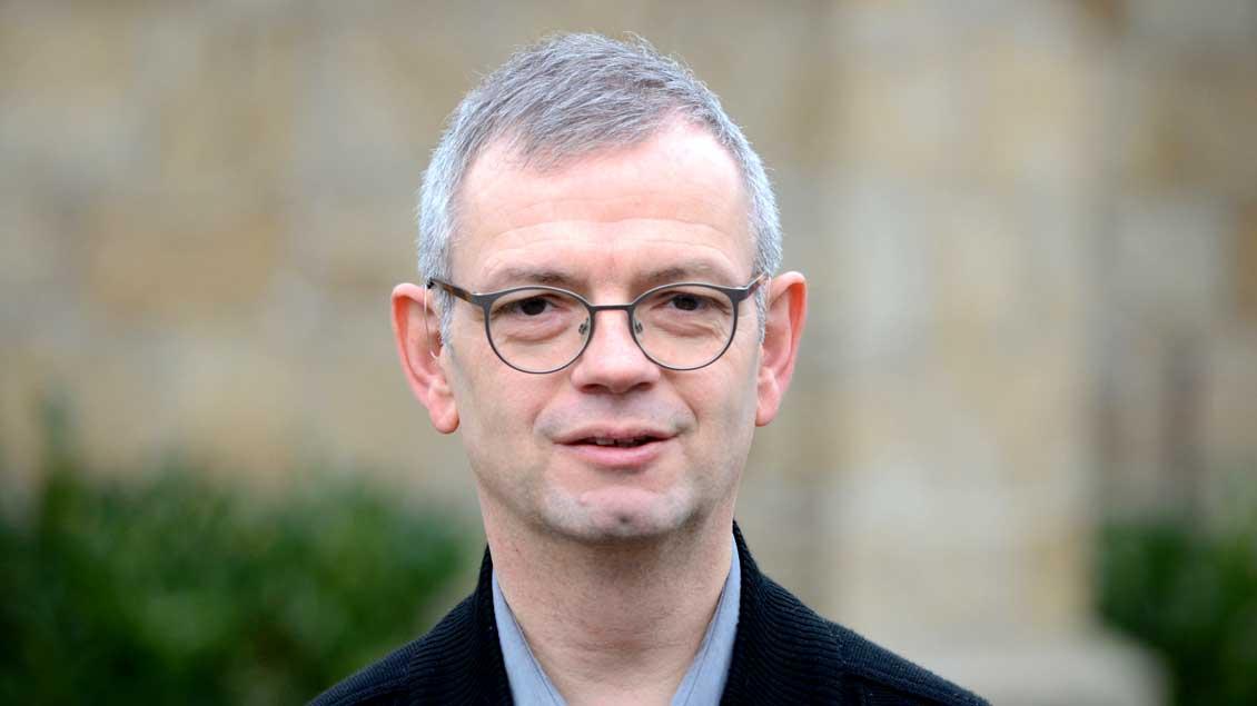 Pfarrer Thomas Hüwe.