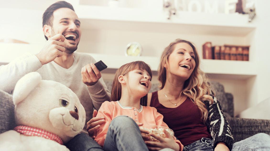 Filme sollen unterhalten und bestärken, im besten Fall zum Nachdenken anregen, auch an Weihnachten.