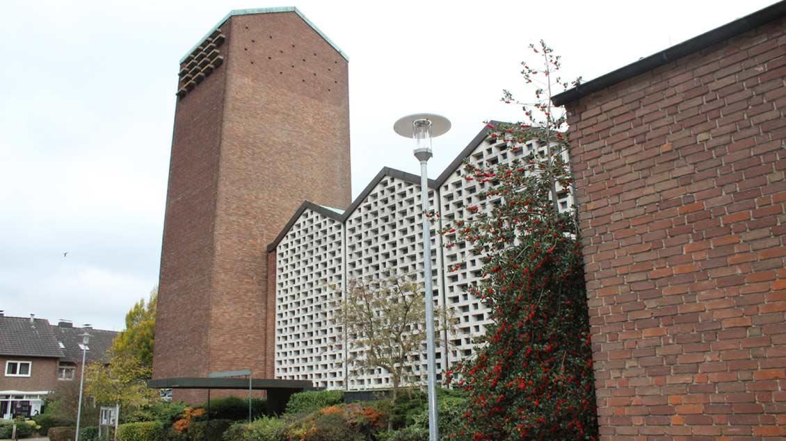 Herz-Jesu-Kirche in Bocholt.