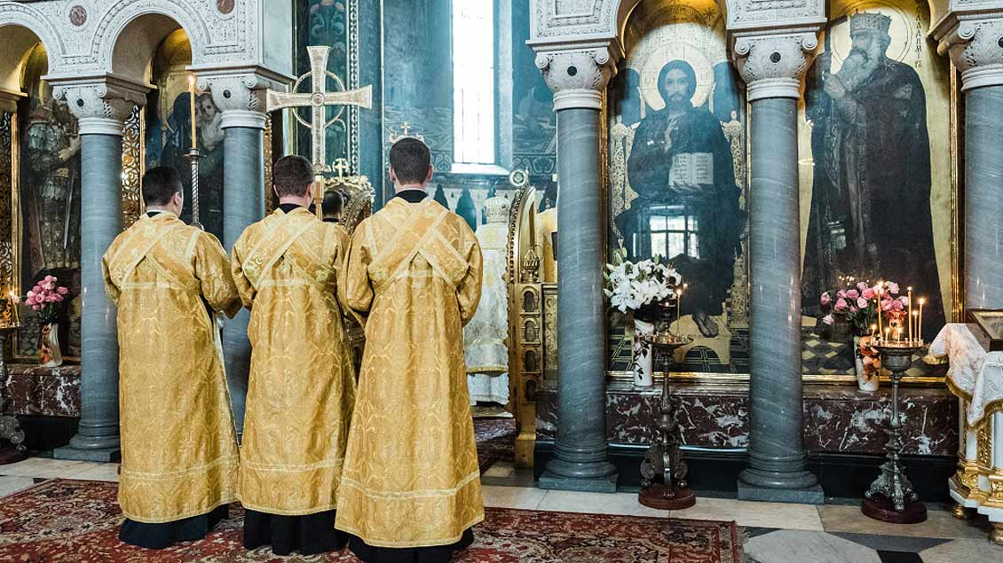 Kathedrale Wladimir in Kiew
