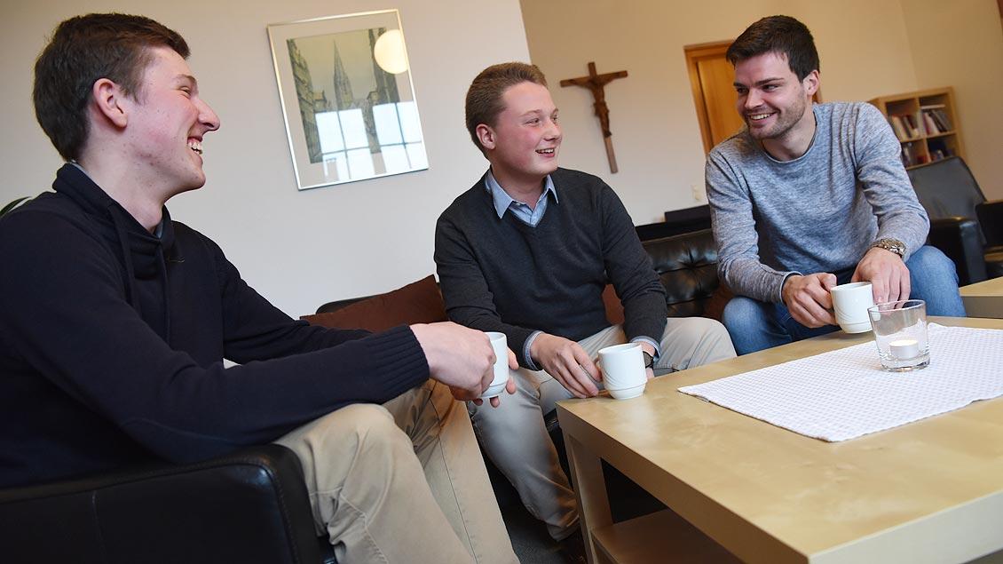 Sprachenjahr im Priesterseminar Münster