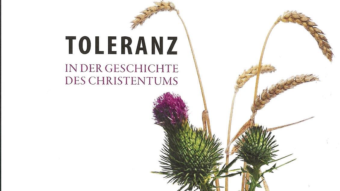 Buch über Toleranz im Christentum